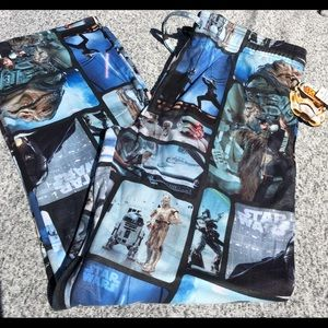 NWT Star Wars Official Pajama Pants Unisex